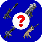 Guess Battle Royale Weapons APK icon
