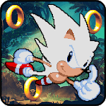Super Blue Smash Jungle Adventure APK icon