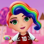 Cute Dolls - Dress Up for Girls APK icon