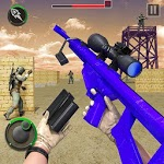 Counter Ops 2019 Royale War Combat Shooting Strike APK icon