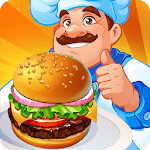 Cooking Craze: Crazy, Fast Restaurant Kitchen Game APK icon