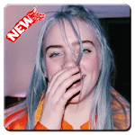Billie Eilish Wallpapers HD APK icon