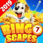 Bingoscapes - Lucky BINGO! Lucky YOU! APK icon