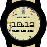 Star 8 Watch Face APK icon