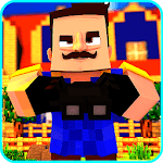 Hello Springe Neighbor APK icon