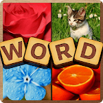 4 Pics Puzzle: Guess 1 Word APK icon