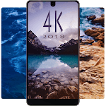 4K Wallpapers & Amoled HD Backgrounds APK icon