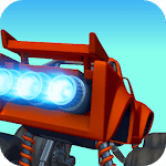 Blaze Race Car Game APK icon