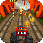 Blaze Race Game APK