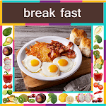 BreakFast Recipes In English ( Offline ) APK icon