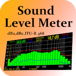 Sound Level Meter APK icon
