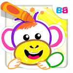 Animal Coloring Book - Coloring pages for kids APK icon