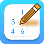 Sudoku - a relaxing brain training game APK icon