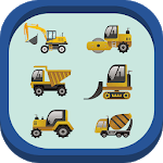 Vehicles for Kids - Flashcards, Sounds, Puzzles APK icon