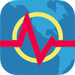 Earthquake Plus - Map, Info, Alerts & News APK icon