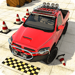 Car Parking Games Offroad Glory APK