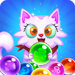 Bubble Shooter: Free Cat Pop Game APK