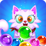 Bubble Shooter: Free Cat Pop Game 2019 APK icon