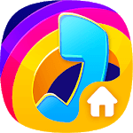 Color Flash Launcher - Call Screen, Themes APK icon