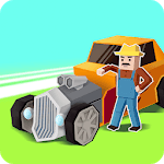 Crazy Car: Fast Driving In Town APK icon