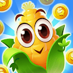 Farm and travel - Idle Tycoon APK icon