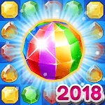 Jewels Crush Puzzle Match 3 Legend APK icon