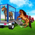 Farm Animal Transport Truck Driving Games: Offroad APK icon