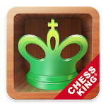 Chess King (Learn Tactics & Solve Puzzles) APK icon