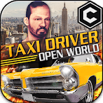 Crazy Open World Driver - Taxi Simulator New Game APK