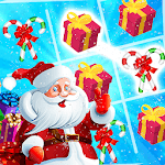 Christmas Bash - Holiday Matching Christmas Cookie APK icon