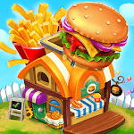 Hot Cooking Burger Restaurant - Cooking Games APK icon