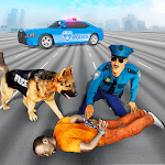 City Police Dog Prison Chase APK