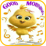 Good Morning Wishes APK icon