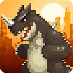 World Beast War: Destroy the World in an Idle RPG APK icon