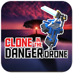 clone is in drone APK icon