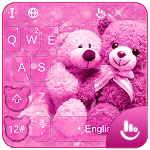 Lovely Bear Keyboard Theme APK icon