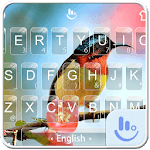 Singing Bird Keyboard Theme APK