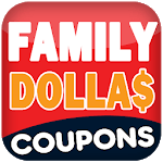 Coupons for Family Dollar : Smart Coupons Finder APK icon