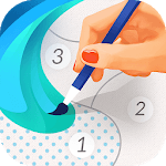 April Coloring APK icon
