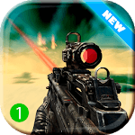 Desert Critical Black Ops - Brave Soldier FPS APK icon
