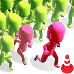 Crowd city : crowd in town APK