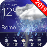 Weather Channel 2019, New York Weather Radar 🌦️ APK