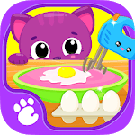 Cute & Tiny Grandparents - Farm, Build & Cook APK icon