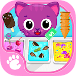 Cute & Tiny Ice Cream - DIY Frozen Pops for Pets APK icon