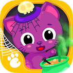 Cute & Tiny Spooky Party - Halloween Game for Kids APK icon