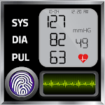 Blood Pressure Diary : BP Logger Scan Test Tracker APK icon