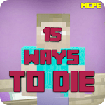 15 Ways to Die Map for MCPE APK