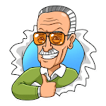 Stickers Stan Lee APK icon