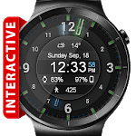 Galaxy Glow HD Watch Face Widget & Live Wallpaper APK icon