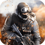 Anti Terrorist - Gun Strike APK icon